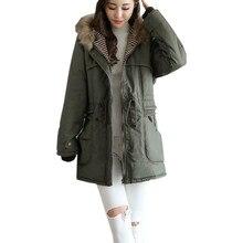 f157e4a6fad 2018 Модные женские осенние пальто женские Зимние флисовые с длинным  рукавом с капюшоном уличные теплые на