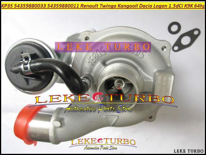Turbo KP35 54359880012 54359880029 54359980012 54359980029 8200889694 For Renault Megane Scenic Modus Logan K9K 1.5L dCi renault megane 1 5 dci