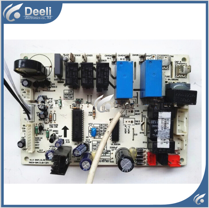 95% new good working for of air conditioning computer board motherboard control board KFR-61/72LW/DY-GA on sale indoor air conditioning parts mpu kfr 35gw dy t1 computer board kfr 35gw dy t used disassemble