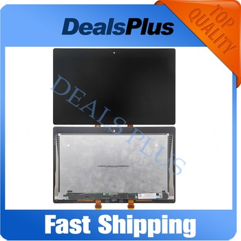Replacement New LCD Display + Touch Screen Assembly For Microsoft Surface RT 2 Rt2 1572 2nd 10.6-inch Black