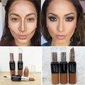 2017 Branded Makeup Natural Full Cover Concealer Dark Skin Long Lasting Bronzer Makeup Face Contour Stick