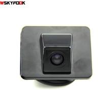 HD CCD Автомобильная камера заднего вида для Kia K5 Optima 2010-, Cerato(2013-) для hyundai i40 sedan(2011-) камера заднего вида