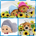 Free Shipping Fairy godmother Suz Perl and Brun plush toys 4pcs/lot screen cleaner plush toys um fans collection kids gifts