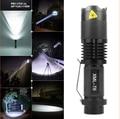 Новый 2016 практическая 5000 Люмен High Power LED Факел CREE T6 LED Фонарик Масштабируемые Фонарик camp 5 режимов тактический фонарик