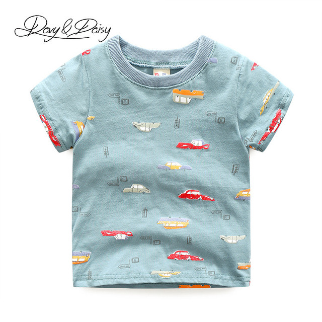 Buy davydaisy high quality summer boys t for High quality printed t shirts
