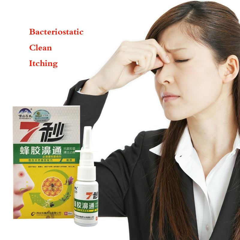Nasal Sprays Chronic Rhinitis Sinusitis Spray Herb Spray Nasal Rhinitis Treatment Nose Care Health Care