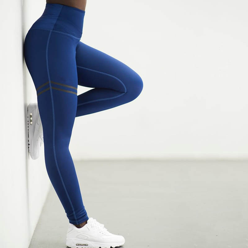 2019 Women 39 s Sports Pants Sexy Fitness Sweatpants Running Tights NEW in Running Tights from Sports amp Entertainment