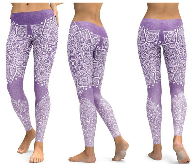 Yoga pants Women's leggings(15)
