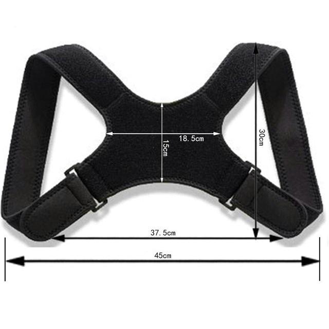 Spine Posture Corrector Protection Back Shoulder Pain Relief 4