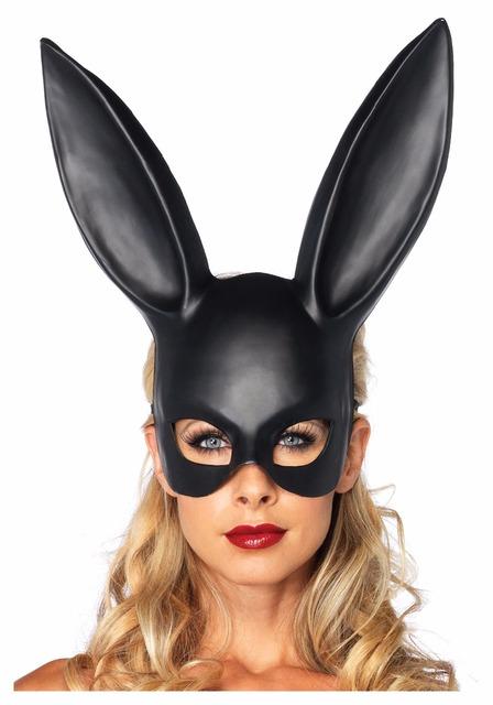 Latex Rabbit Mask (6 Colors)