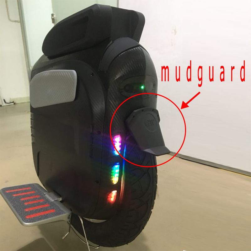 Gotway Msuper 3/3s+/X Model  Electric Unicycle Original Accessories,fender,mudguard,With Mounting Screws