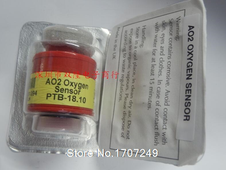 Free Shipping 1PCS the UK CITY Oxygen gas sensors AO2 ptb-18.10 ao2 CiTiceL oxygen sensor ao2 ptb-18.10 100% new original