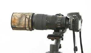 Image 2 - ROLANPRO pare soleil téléobjectif rabattable sur mesure pour Nikon AF S 200 500mm f/5.6E ED VR uniquement pour Nikon 200 500 f5.6