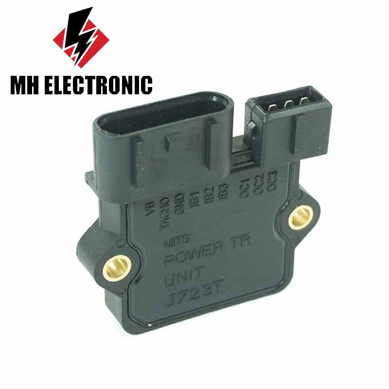 Mh Electronic Ignition Control Module Power Tr Unit Md152999 J723t For Dodge Stealth Mitsubishi Diamante 3000gt Galant Montero