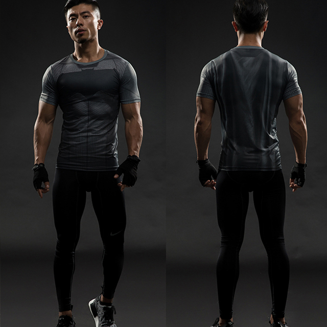 Batman VS Superman T Shirt Tee 3D Printed T-shirts Men Short sleeve ...