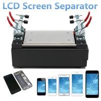 Separator Repair Machine Phone LCD Outer Glass Screen 7 Built in Vacuum Pump With Adjustable Fixed Tools Anti Static US/EU Plug