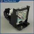 Lâmpada do projetor original moudle et-la735 para panasonic pt-l735u/pt-l735ntu/pt-l735/pt-l735nt/pt-l735e projetores