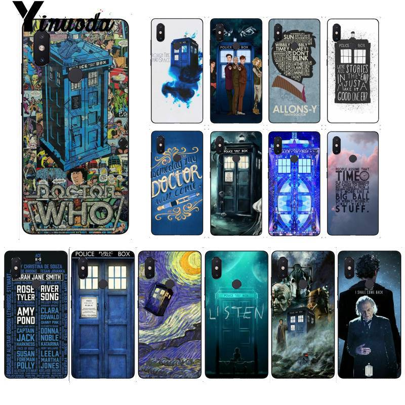 Cellphones & Telecommunications Yinuoda Doctor Who Tardis Illustrations Blue Phone Case For Xiaomi Mi 6 Mix2 Mix2s Note3 8 8se Redmi 5 5plus Note4 4x Note5 Diversified In Packaging