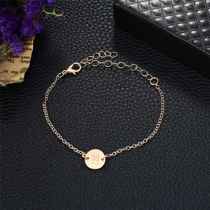 Fashionable Gold Color Bracelet and Bangle for Woman Adjustable Simple Bracelets Woman Jewelry Party Gifts FREE SHIPPING