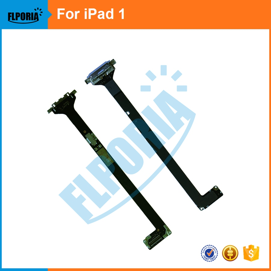 5PCS Original For Ipad 1 Charger Charging USB Dock Connector Port Flex Cable Ribbon Plug Repair Part With Tracking Number