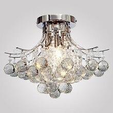 цены Free shipping LED Chandelier Modern Crystal 3 Lights 120w 110-240v