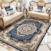 retro Persian pattern big size living room carpet , classical bedside carpet, thicken home decoration living room carpet