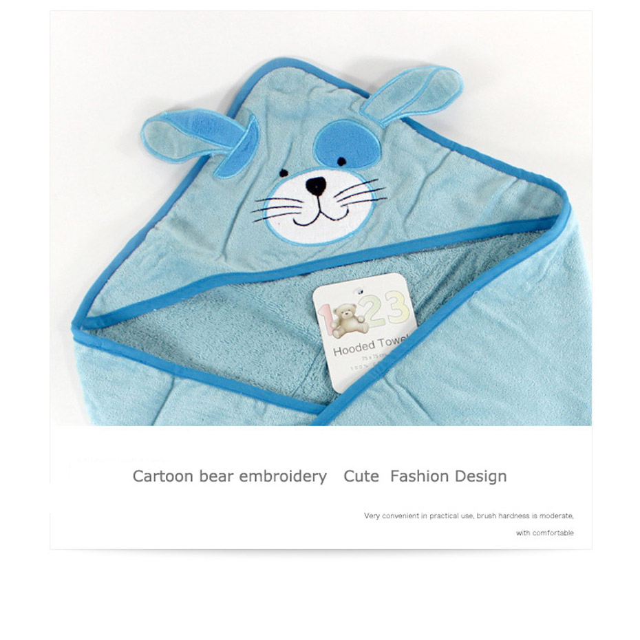USA Seller| Koala Hooded Baby Bath Towel Gift Set for Toddlers and Kids