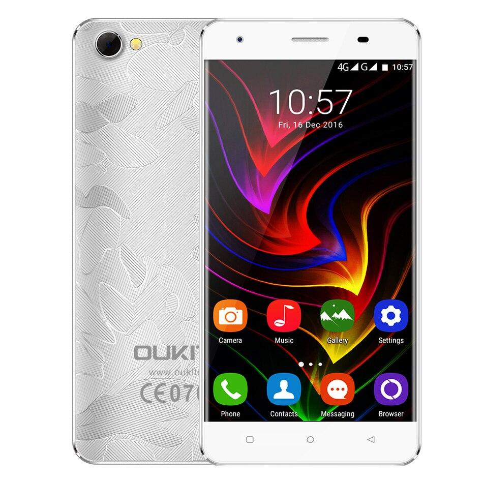 OUKITEL C5 PRO 4G Móvil Android 6.0 de 5.0 \