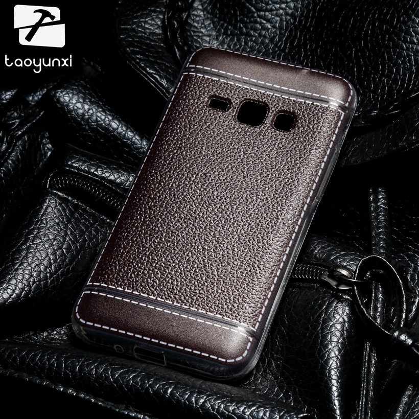 TAOYUNXI Case Cover For Samsung Galaxy J1 2016 Cases J120 J120F Galaxy Express 3 J120A J120H J120M J120M Case Soft TPU Phone Bag