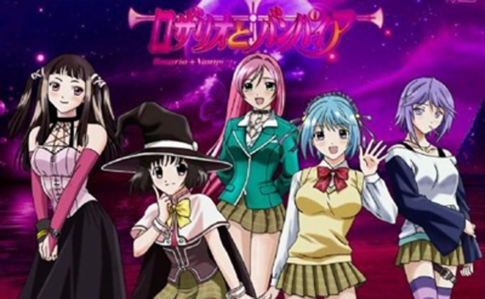US $76 99  Free Shipping Rosario and Vampire Moka Akashiya Yokai Academy  Girl's School Uniform Anime Cosplay Costume on Aliexpress com   Alibaba  Group