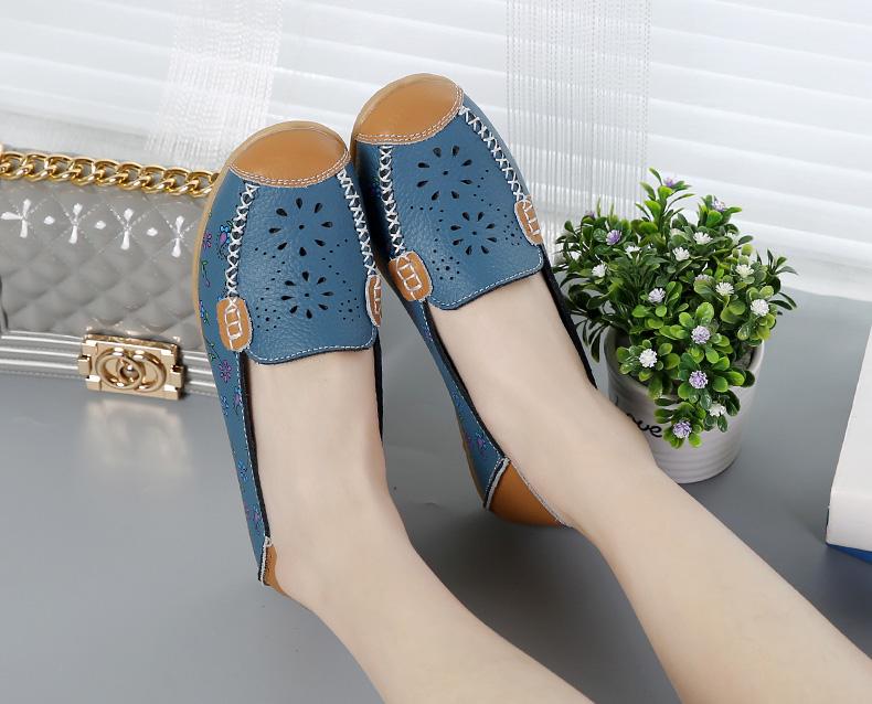 AH 3599 (8) women's loafer shoe