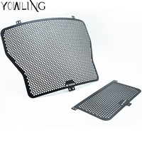 Motorcycle Accessories Radiator Guard Grill Oil Cooler Cover Protector engine water tank network FOR BMW S1000RR S1000XR S1000R