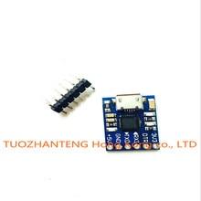 10PCS CJMCU CP2102 MICRO USB to UART TTL Module 6Pin Serial Converter UART STC Replace FT232 NEW for arduino