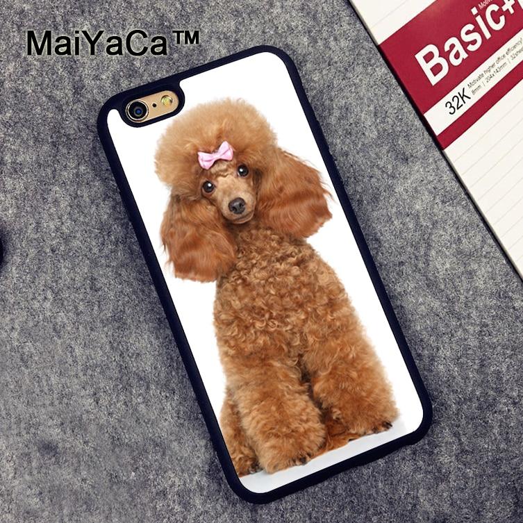 Aliexpress.com : Buy MaiYaCa Brown Toy Poodle Printed TPU