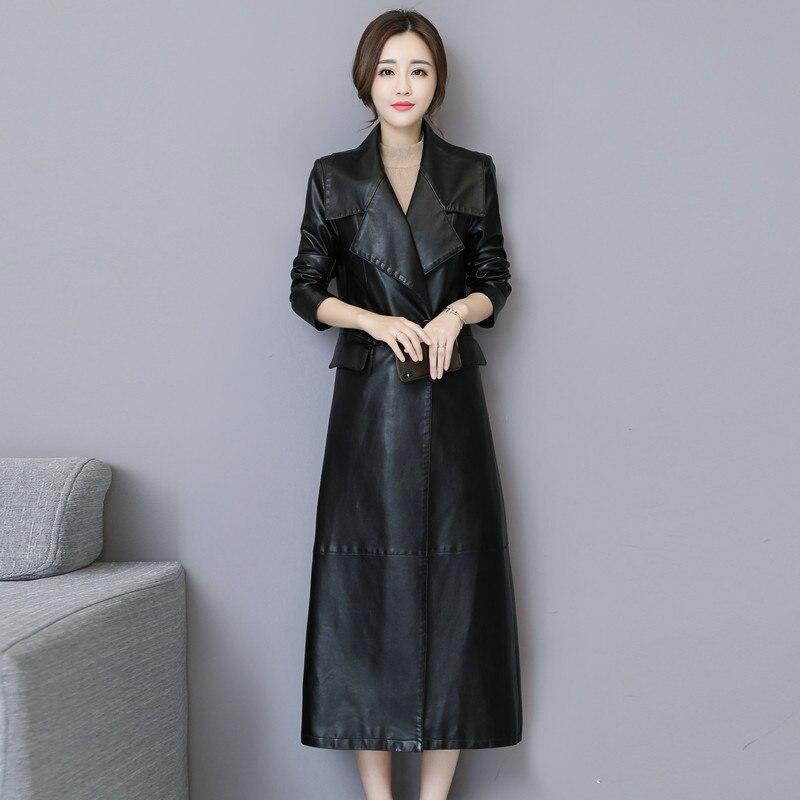 b Leather Jacket Autumn 2019 Women