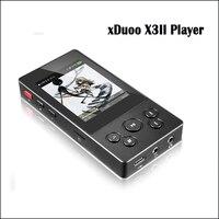 XDuoo X3II X3 ii hi fi плеер mp3 портативный mp3 плеер bluetooth без потерь Музыкальный плеер dsd высокого разрешения bluetooth плеер flac, wav