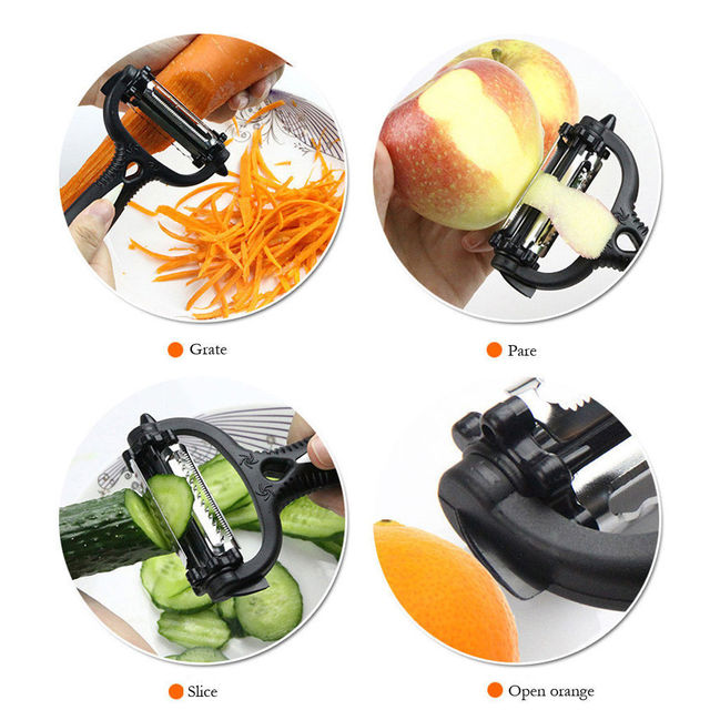 Vegetable Stainless Steel Peeler