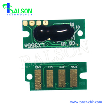 New hot sale toner chip for dell color cloud Multifunction  H625cdw H825cdw S2825cdn cartridge chips