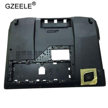 GZEELE new laptop Bottom case cover For Asus G750JH G750JS BOTTOM CASE lower case PN : 13N0-PCA0221 13NB0181AP0121 black