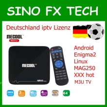 IPTV M3U Enigma2 iptv Germany Spain Italy UK France Belgium Mediaset Premium APK for font b