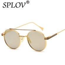 5a71861d8c7fe 2017 Os Novos óculos de Sol Unissex Óculos de Sol Das Mulheres Dos Homens  Da Forma de Condução Feixe Duplo óculos de Sol Espelho.