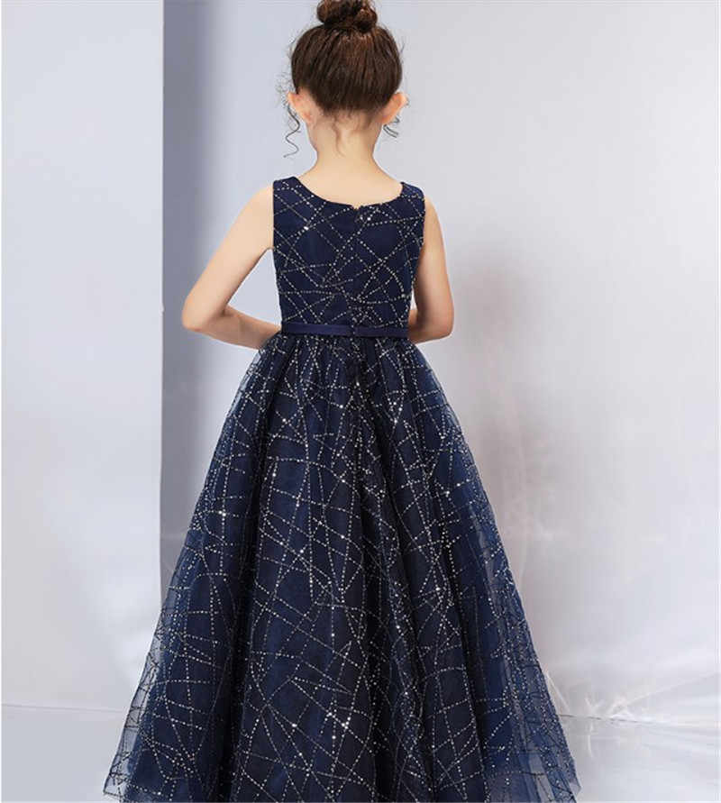 fa41281725 Mother Daughter Dresses 2018 Mommy Girl Sequin Matching Twinning Party  Dress Family Look Outfits Girl Mom Clothing JN631