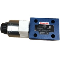 Rexroth WE10 Solenoid valves Directional Control Valves with One Solenoid 4WE10C33/CG24N9K4