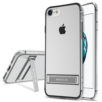Nillkin Nature Transparent Clear Soft TPU Protector Case Cover For Iphone 7 Case Silicone 4 7