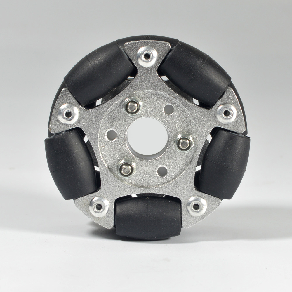 60mm Double Aluminum Omni Wheel 14145