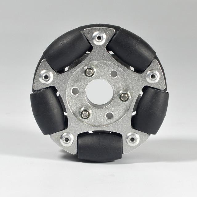 60mm Double Aluminum Omni Wheel 14145