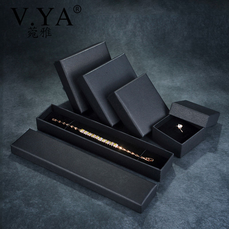 V.YA Fashion Jewelry Packaging Gifts Boxs Fine Bracelets & Bangles Rings Jewelry Sets Gi ...
