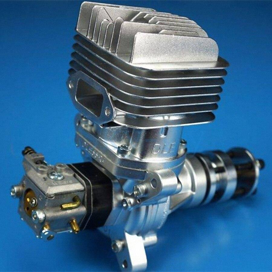 Dle-55ra RC модель бензина плоскости Двигатели для автомобиля 5.5hp газа Двигатели для автомобиля для модели самолета