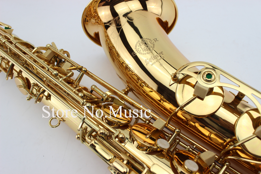 Copy Musical Instruments 1957 71 SELMER Mark VI Tenor Saxophone Bb Tone Gold Plated Sax With Case Mouthpiece Glove Reeds Straps free shipping ems genuine france selmer tenor saxophone r54 professional b black sax mouthpiece with case and accessories 9