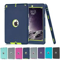 Coque Case for iPad Pro 10.5 Durable Heavy Duty 3 in 1 Hybrid Rugged Back Cases Shockproof Cover for iPad Pro 10.5 inch Tablet
